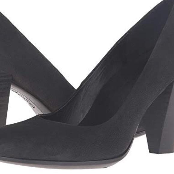 777ae75963f6 Ecco Women s Black 75 Pump 41 Shoes NIB